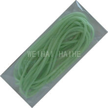 gummi agn pvc tube rubber tube fly tying materials tubes