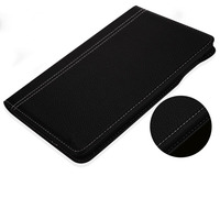 Genuine Real Leather Handmade Case For Ipad Air 2 Cover Handbag Stand Magnet Credit Cards Slots