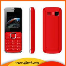 FM 1.8 Inch Screen GPRS/WAP Quad Band Dual SIM Card MP3MP4 Telephone Mobile C301