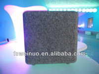 weinuo LED stone cube chair 3196