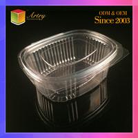 Good design superior quality transparent plastic fruit packaging box