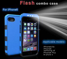 The world's first LED combo case for iPhone 6/6 Plus