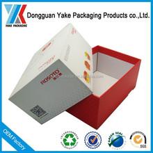 Dongguan packing box,stamping box,custom printing box with lid!