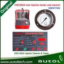in stock can do 1 Cylinders, 4 Cylinders, 6 Cylinders Launch CNC602A injector tester&cleaner the same as AUTOL CNC600
