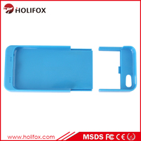 For Iphone 5 High Capacity 2200Mah External Rechargable Bac Battery Case For Iphone 5/5S/5C