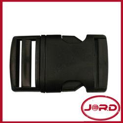 Black Plastic Buckle, Side Release Belt Buckles