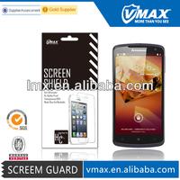 Vmax Brand Anti-glare screen protective film for Lenovo s920 oem/odm (Anti-Fingerprint)