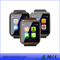MTK 2502 2015 top selling OEM ODM smart watch wholesale smart watch phone