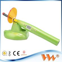 1200~1500mw/cm2 illumination curing light suppliers for dentist