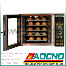 AOCNO professional Manufacturer bread baking convection oven
