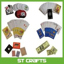 2015 Playing card China supply cheap fashion wholesale custom playing cards