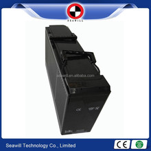 Telecom use front terminal type lead acid battery 12v 150Ah