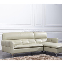 italy import leather living room sofa set 807