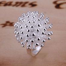 size 6-8 fashion 2014 women finger wedding 925 sterling silver ring