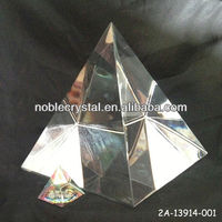 NOBLE Big Crystal Pyramid