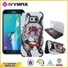 2015 fashion custom design smart phone cover for Samsung S6 PLUS wholesale