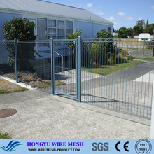 fence made of galvanized grating/fence farm/kennel fence