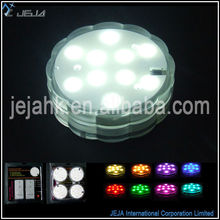 Wholesale art and ctaft supplies remote led battery light base for home decor