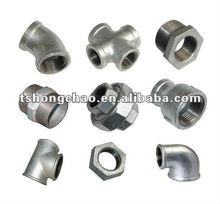 galvanized malleable iron end fitting
