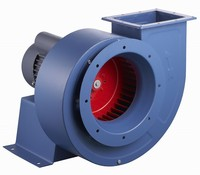 2015 Factory direct supply high pressure backward multi blade centrifugal fan for Ventilation dust removal and cooling
