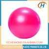 China Gold supplier PVC new style yoga ball with latex tubes and handles