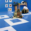 High performance floor epoxy resin flooring
