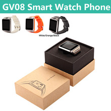 The newest android watch phone GV08/android smart watch Bluetooth Touchscreen Smart Watch gv08