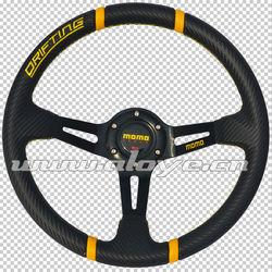 Factory Direct Modified Car MOMO Carbon Fiber Drifting Steering Wheel