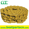 undercarriage parts track chain assembly Ber Part No.CR3817/36.CR3627/39.CR3520/41 D5 track link .