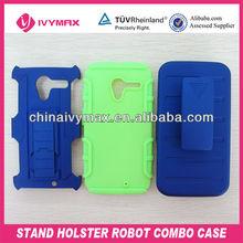 nuevos fundas de móvil para de Motorola Xphone pistolera híbrida