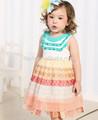 venta al por mayor vestido de dubai los niños ropa ropa del bebé de la fábrica