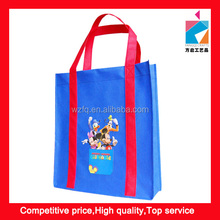 Shopping Non Woven Add Strengthen Package Bag