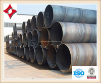 High solid epoxy resin coating spiral welded steel pipes