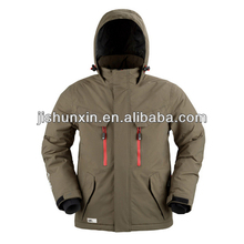 High quality wholesale Mens Waterproof Custom Ski Clothing