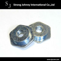 Security bolt and nut protection cap acorn nut