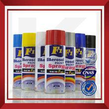 450ml Multi Colors Acrylic radiation resistant paints