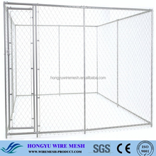 New design unique galvanized steel cheap chain link Dog Kennel Kits - Dog Fences - Dog Runs - Pet Containment