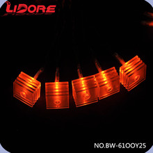 LIDORE Party Decorations Make LED mood Arcylic Ice Cubes Lights