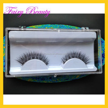 Hand Made Type and high quality mink Fur Material real mink eyelashes red cherry eyelash wholesale