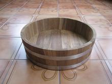 Wooden Fruit / Bread Tray