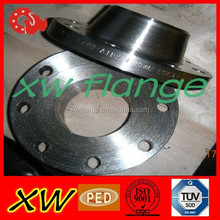 """2015 Chinese best price 1/2"""" weld cast iron pipe fittings black floor flange for sale"""