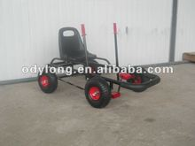 2012 new design manual assemble moon car, moon cart,pedal go kart with CE certificate HD001