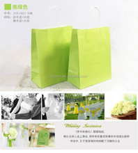 PRINTED PAPER LUXURY SHOPPING BAGS