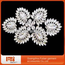 charming rhinestone lace for wedding belts