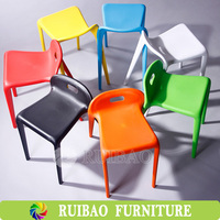 PP Ding Chair Restaurant Stool Bar Stool Plastic Chair Picture of Dining Chair