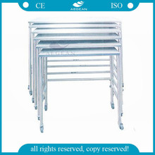 AG-SS080 size optional Stainless Steel Instrument Table