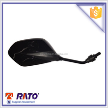 Chinese brand RATO motorcycle spare parts,left rear view mirror for sale
