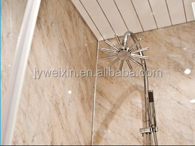 1000 mm 1 m pvc rev tement mural de douche panneau tuiles de plafond id de produit 674678116. Black Bedroom Furniture Sets. Home Design Ideas