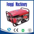220v portátil 7HP2.5kw honda tipo gasolina generador 3000 con eléctrico empiezar