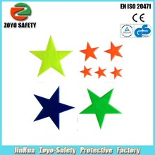 CE Certificate EN ISO 20471 High Visibility Wholesale Car Traffic Reflective Sticker
